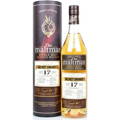 The Maltman Secret Orkney 17yo 1999 (52,9%)