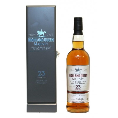 Highland Queen Majesty 23yo Islay Single Malt