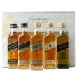 Johnnie Walker Miniaturen Set (5x5cl)