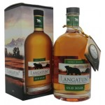 Langatun Old Bear Smoky Cask Strength (61,2%)