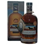 Langatun Old Mustang Single Cask Bourbon (44%)