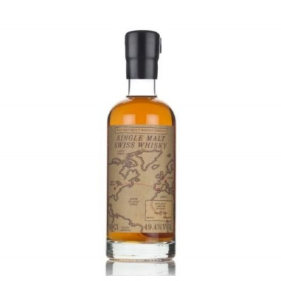 That Boutique-y Whisky Company Swiss Single Malt Whisky Langatun 5yo Batch 1 (49,4%)