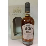 Cooper's Choice Lochside 49yo 1967 (40,5%)
