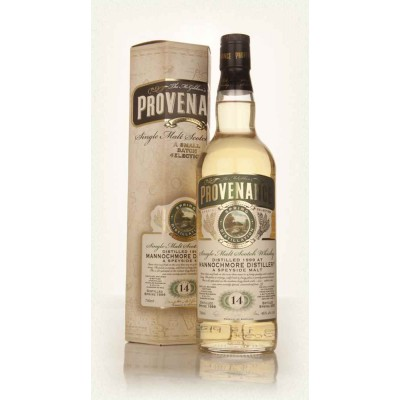 Provenance Mannochmore 14yo 1999