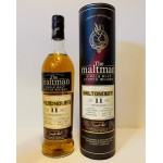 The Maltman Miltonduff 11yo 2008 Madeira Finish (50,5%)