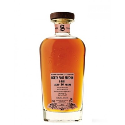 Signatory Vintage 30th Anniversary North Port Brechin 36yo 1981 (57,2%)