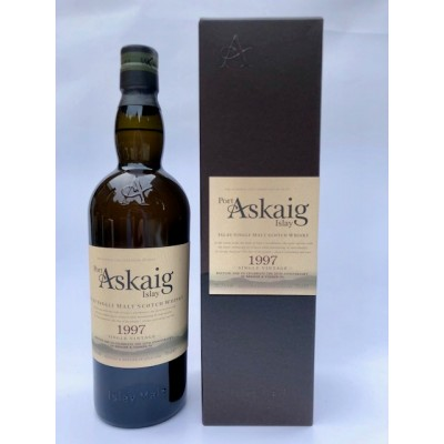 Port Askaig 1997 Single Vintage for the 25th Anniversary of Bresser & Timmer (56,3%)