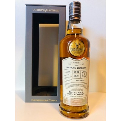 Connoisseurs Choice Cask Strength Speyburn 12yo 2006 (59,2%)