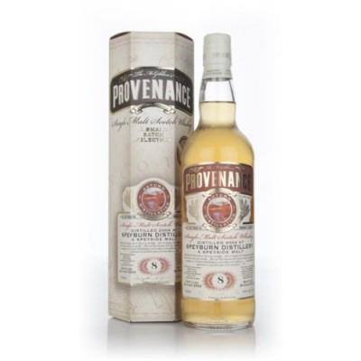 Provenance Speyburn 8yo 2005