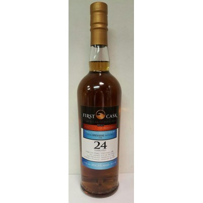 First Cask Speyside 24yo 1991 (62%)