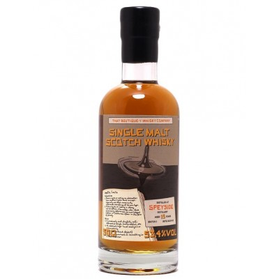 That Boutique-y Whisky Company Speyside 15yo Batch 1 (53,4%)