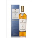 The Macallan 15yo Triple Cask