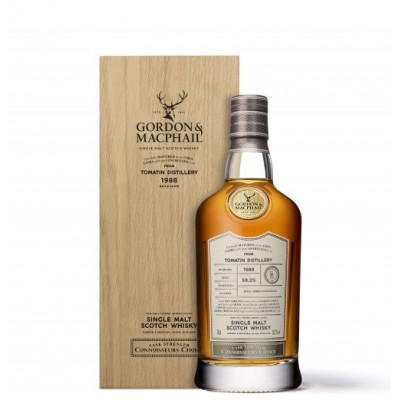 Connoisseurs Choice Cask Strength Tomatin 30yo 1988 (59,2%)