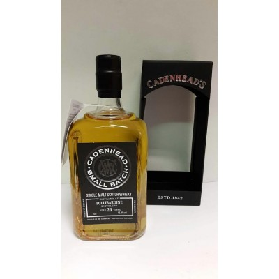 Cadenhead Small Batch Tullibardine 21yo 1993 (46,9%)