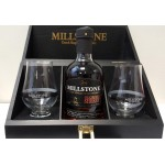 Millstone Dutch Single Malt Whisky Giftbox (+ 2 glazen)